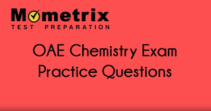 oae chemistry practice questions youtube