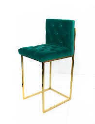 007 bar stool in regal velvet bar stool stools and bar