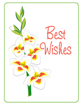 free printable best wishes greeting cards