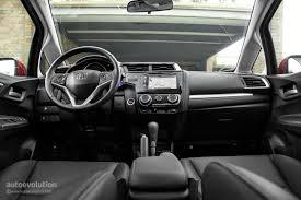 2013 Honda Fit Interior 2015 Honda Fit Review Autoevolution