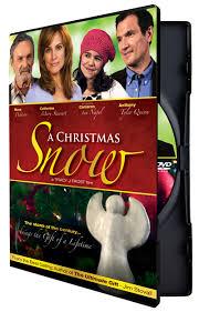 a christmas snow dvd a christmas snow