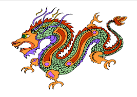 printable dragon coloring pages coloring picture hd for kids
