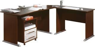 bureau d angle bois massif bureau d angle en bois amazing bureau de direction duangle en bois