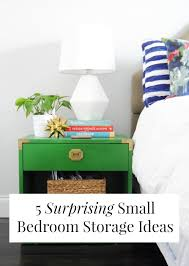 Surprising Small Bedroom Storage Ideas - Storage designs for small bedrooms