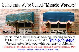 Cleaning Awnings Moreawningpictures