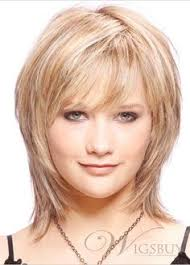 shag hairstyle for fine hair and round face short hairstyles for thin hair and round face bing images love