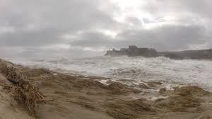 vanishing cape cod shoreline balston beach truro massachusetts