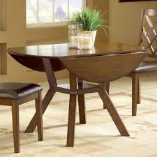 Oval Drop Leaf Table Wood Dining Tables With Leaves Design Home Design Ideas