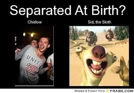 Sloth Whisper Meme - sid the sloth meme
