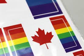 Rainbow Pride Flag Canada Pride Flag Stickers Lgbt Canadian Pride Flag Decal