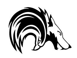 logo eagle wolf by erijel on deviantart