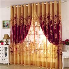 Cheap Curtains  Modern Window Treatments Online Sale  Beddinginncom - Living room curtain sets