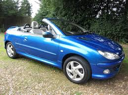 peugeot 206 2016 used peugeot 206 allure manual cars for sale motors co uk