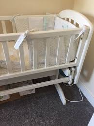 Used Mini Crib by Annabelle 2 In 1 Mini Crib And Twin Bed Davinci Baby All About