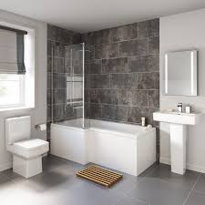 plastic acrylic bathroom accessory sets bathroom traditional with