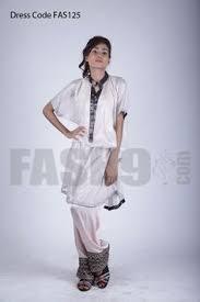 dress code fas 200 light green silk shirt with black net upper