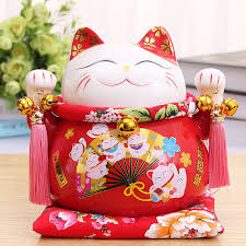 aliexpress buy ceramic lucky cat ornament piggy bank shop