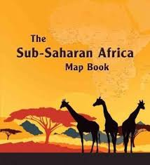Moving From Coast To Interior Regions Of Sub Saharan Africa Sub Saharan Africa Map On Pinterest View Map Detailed Map Of