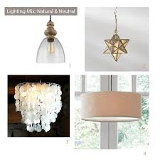 Lighting Fixtures How To Select Light Fixtures That Work Together Without Being Boring