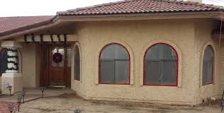 Stucco Homes Pictures Asc Traditional U0026 Synthetic Stucco Smooth Or Sand Finish