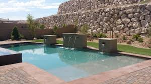 Pool Deck Drain With Removable Tops by Pools And Spas Custom Designs In Las Vegas Greencare Net