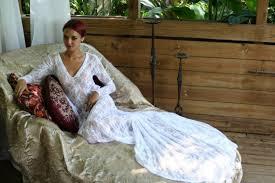 white honeymoon white lace backless nightgown bridal wedding honeymoon