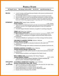 entry level it resume resume profile exles entry level entry level resume