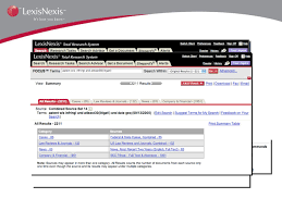 lexis nexis news search lexisnexis lexisnexis one place to quickly master the research sep