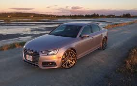 2017 audi a4 2 0t quattro review nothing to do but pick nits