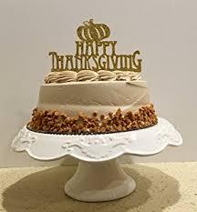 usa sales thanksgiving cake topper selection
