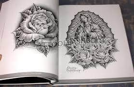 tattooflashbooks com edgar hoill latino art collection tattoo