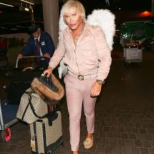 human ken doll before and after human ken doll rodrigo alves ready for take off wearing fluffy