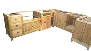 caisson cuisine discount facade meuble cuisine bois brut facade meuble cuisine bois brut