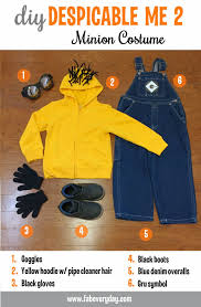 how to make a minion costume despicable me any questions google