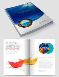 50 beautiful printed brochure designs for your inspiration hongkiat