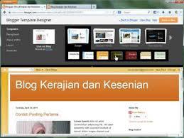 step by step membuat website sendiri cara membuat blog sendiri youtube