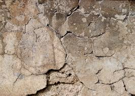 2 white cracked plaster wall textures reusage