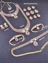 bridal set for rent rent goddess lakshmi coin bridal set hiflame14 heavy