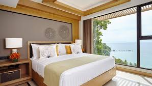 Two Bed Room by Two Bedroom Suite Club Ocean View Amari Phuket
