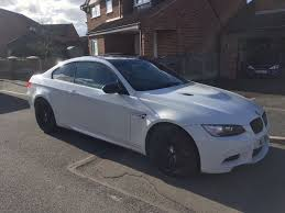 bmw m3 2008 08 u0027 manual 420bhp 4 litre v8 in swanwick derbyshire