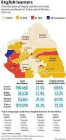 Hmong Map English Learners In The Valley Lack Support Consistency The