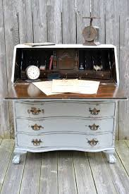 contact paper desk makeover claw foot secretary desk makeover my creative days