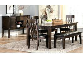ashley dining table and chairs ashley furniture dining table
