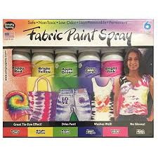 simply spray upholstery fabric spray paint 2 5 fl oz 6 pack 6