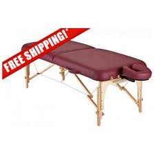 Standard Plus Massage Table Package By Stronglite
