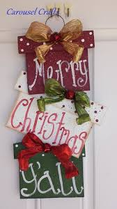 Wood Projects For Christmas Presents by Best 25 Craft Presents Ideas On Pinterest Easy Christmas