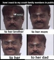 Indian Dad Meme - funny captain vijaykanth doing yoga memes funny indian jokes
