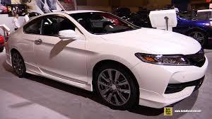 vintage honda accord 2016 honda accord touring v6 coupe exterior interior walkaround