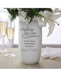 wedding memorial check out these hot deals on personalized wedding memorial vase