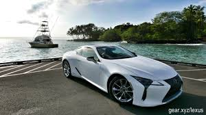 lexus lc f sport 5 things you need to know about the 2018 lexus lc slashgear